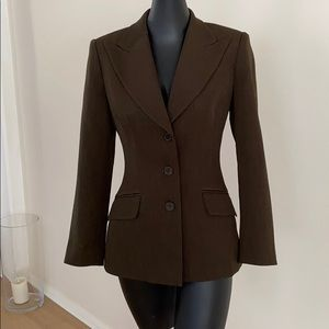 Vintage Anne Klein fitted jacket